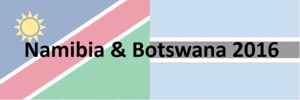 Namibia & Botswana: the aftermath